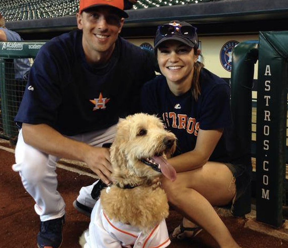 Dog Day at Minute Maid Park