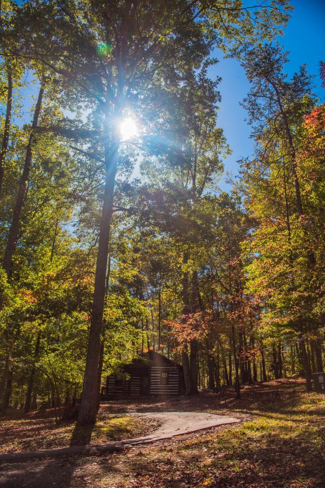 Fairy Stone State Park - Virginia