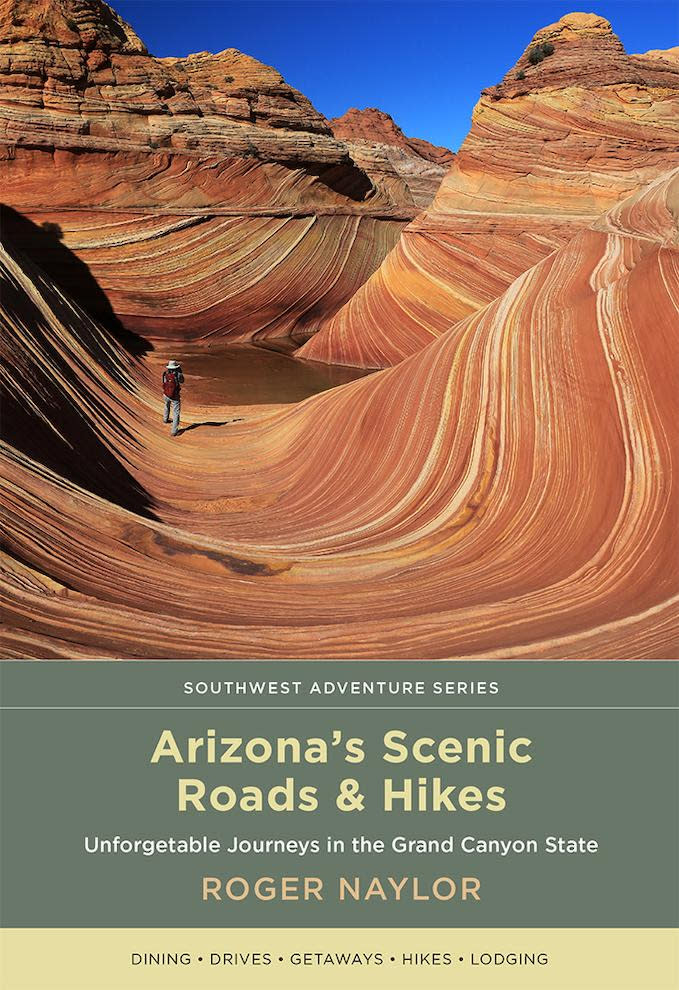 Arizona Scenic Roads & Hikes Cover