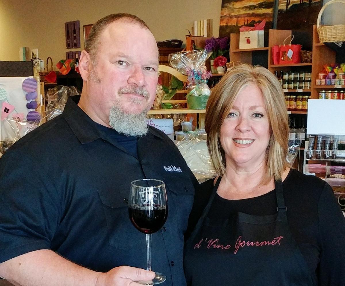 D'Vine Gourmet - Andrew & Denise McCreery