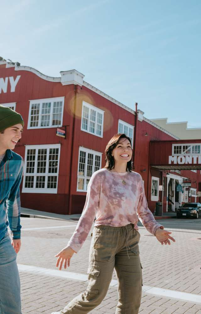 Cannery Row moment