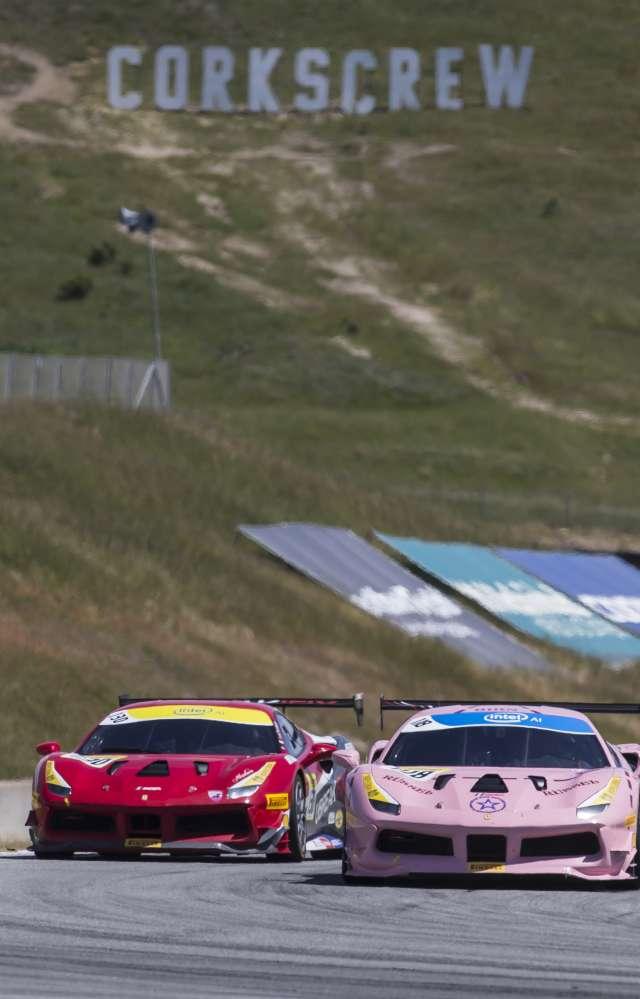 WeatherTech Raceway Laguna Seca Corkscrew
