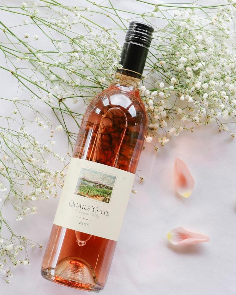 Quails' Gate Winery Rose