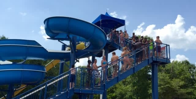 Top Attractions At Sandy Beach Water Park