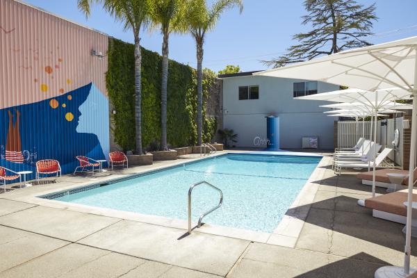 Dr. Wilkinson's pool