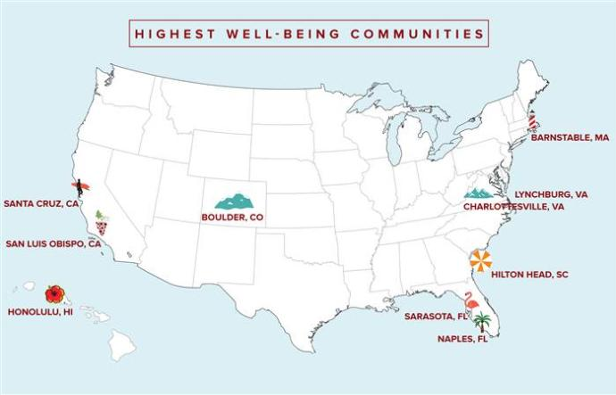 Charlottesville Named No. 5 Healthiest, Happiest City in the ...