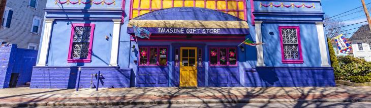 Imagine Gift Store Goes Online     Imagine That!