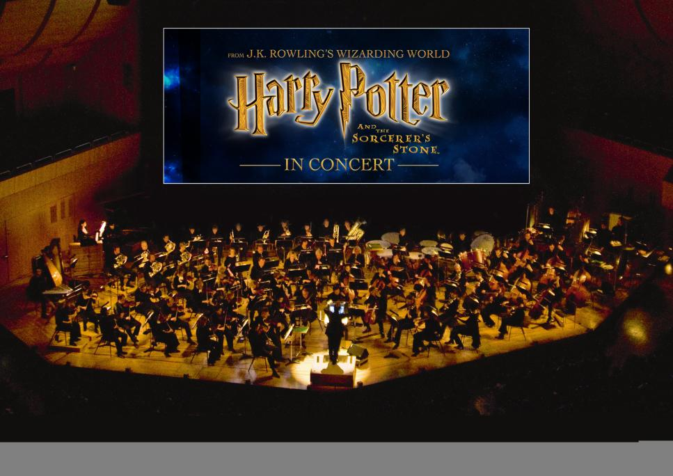 Harry Potter And The Sorcerer S Stone In Concert