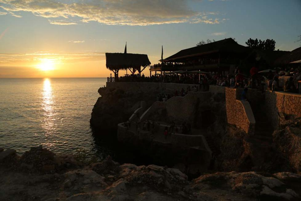 Negril: The Famous Rick's Cafe