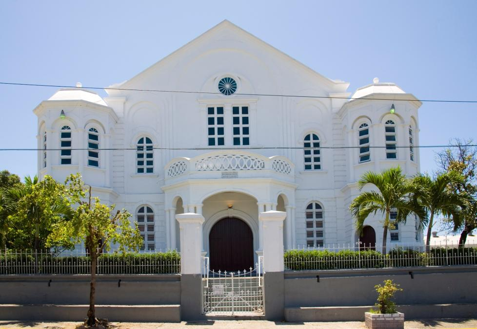 First-Ever Jamaican Passover Program Launch In Montego Bay