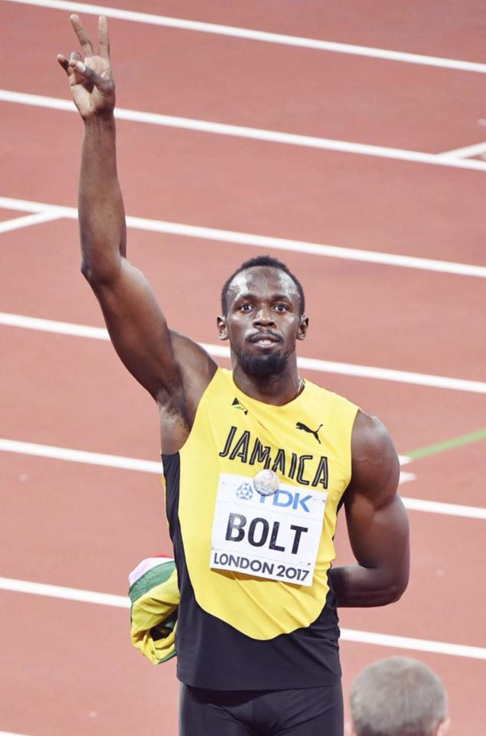 timeless design 3529a b2983 Usain Bolt is, without a doubt, the greatest sprinter of all time. Not just  because of his running prowess, but because he is a well-rounded athlete  that ...