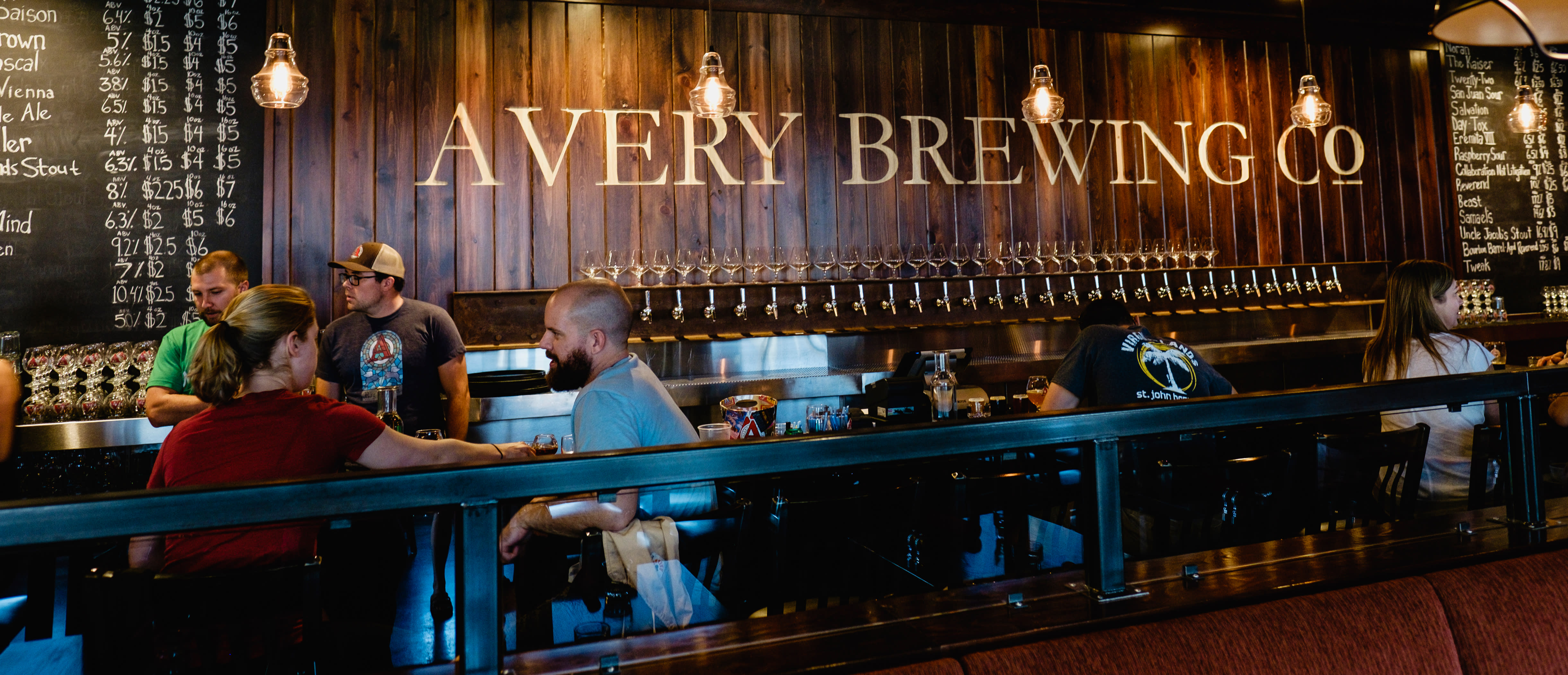 Avery Brewing Tap Room