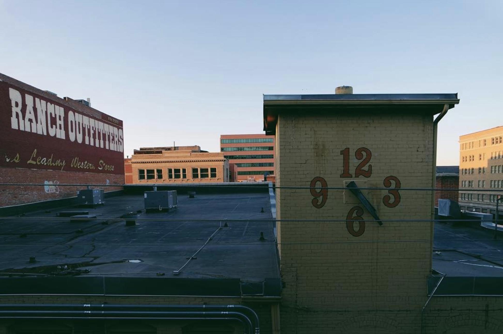Hidden Clock Casper, Wyoming