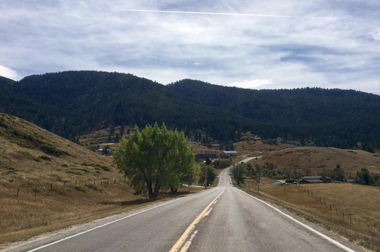 Gravity Hill Casper, Wyoming