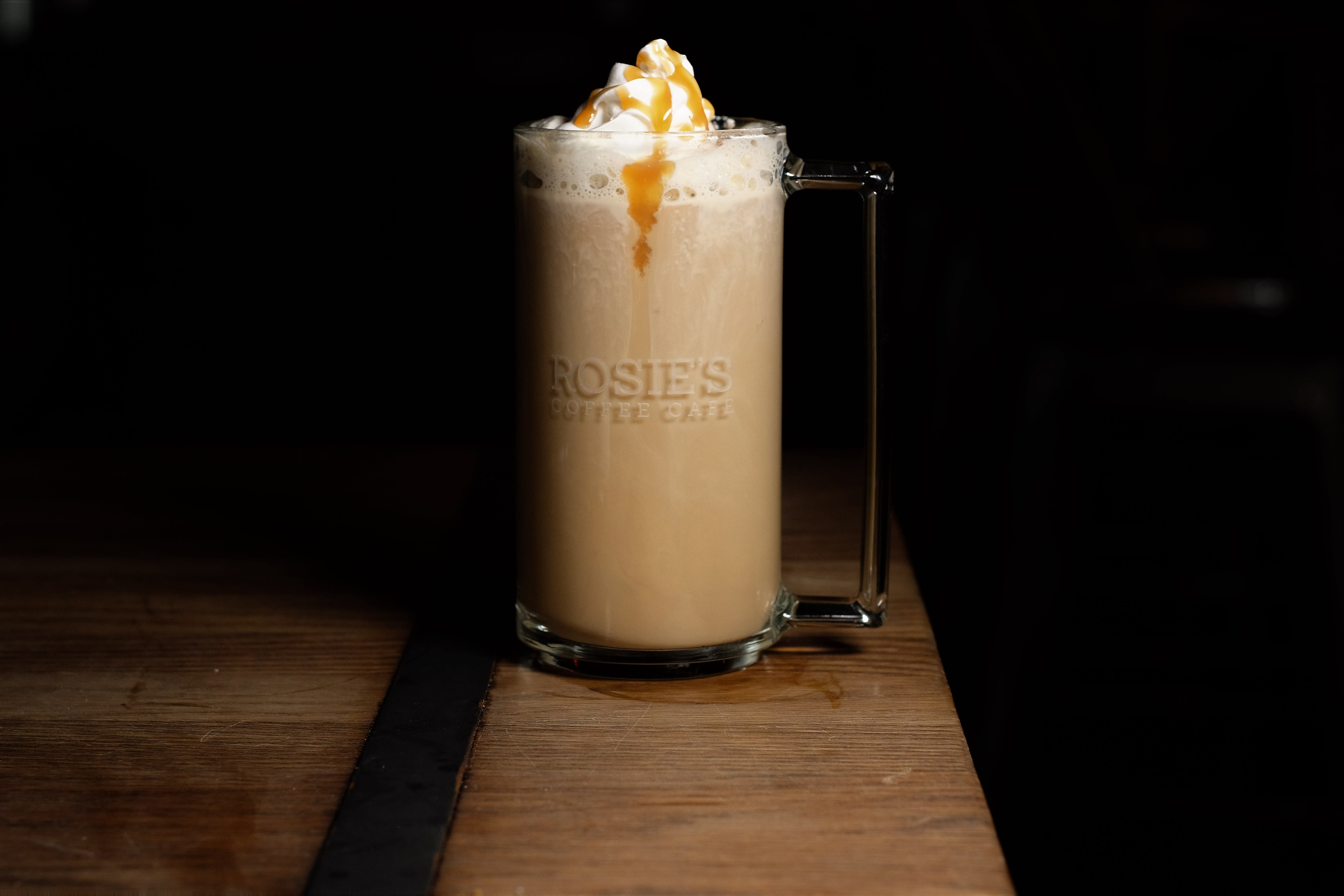 Rosie's Cafe_Frap Coffee