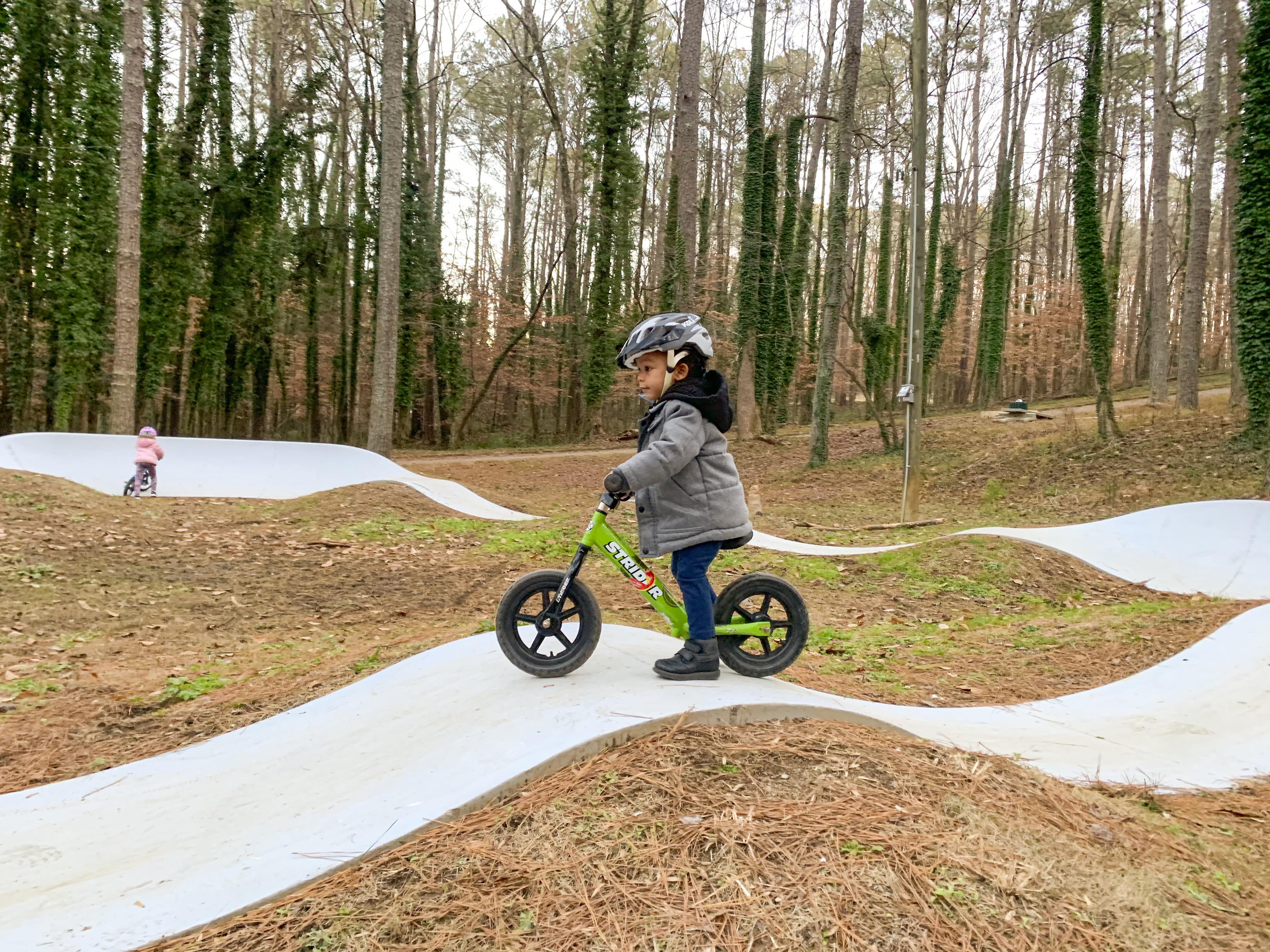 Sykes Park RideFly-Pump Track1