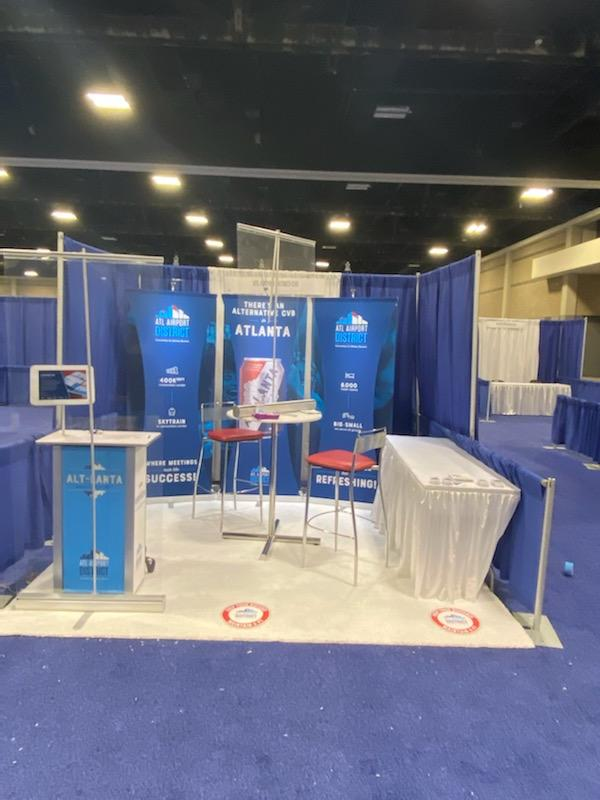 RCMA 2021 Booth