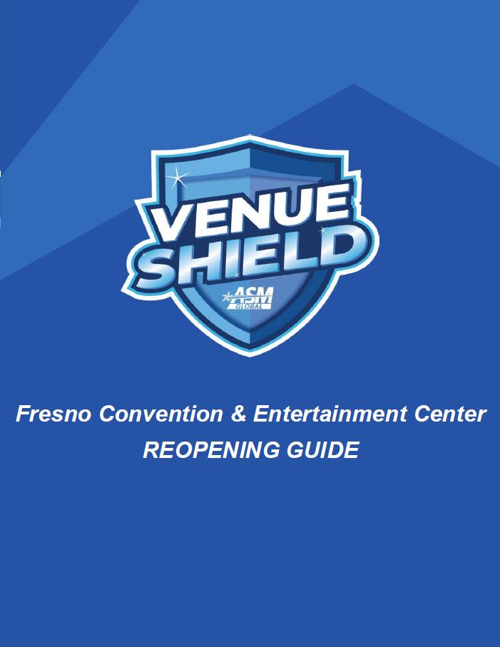 Venue Shield Cover