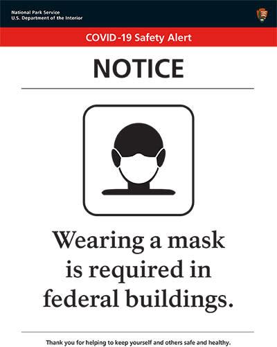 mask notice