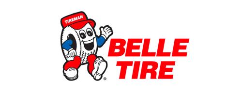 Belle Tire logo