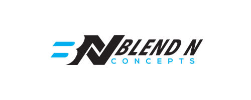 Blend N logo