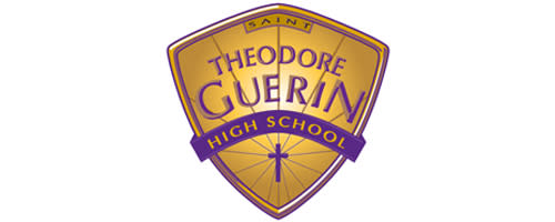 Guerin Catholic logo