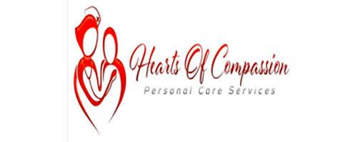 Hearts of Compassion logo