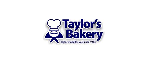 Taylor's Bakery logo