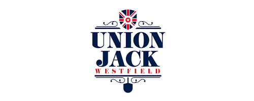 Union Jack Westfield logo