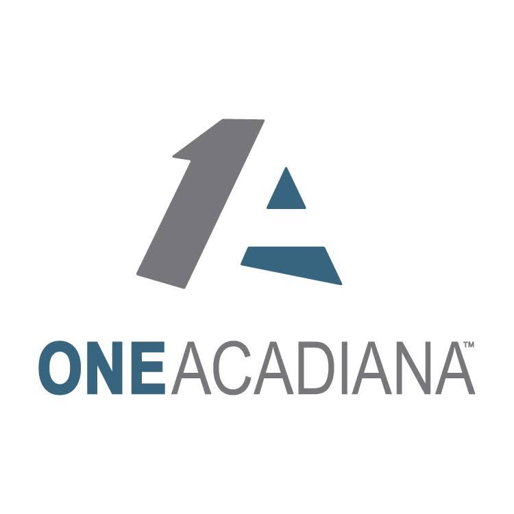 OneAcadiana Logo