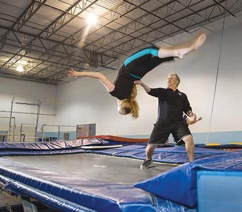 gleasons_gym_trampoline