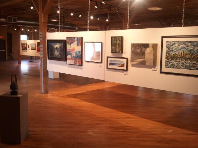 Gallery in Solar Arts Building