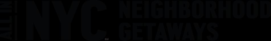 All In NYC NG Horizontal Logo - Black