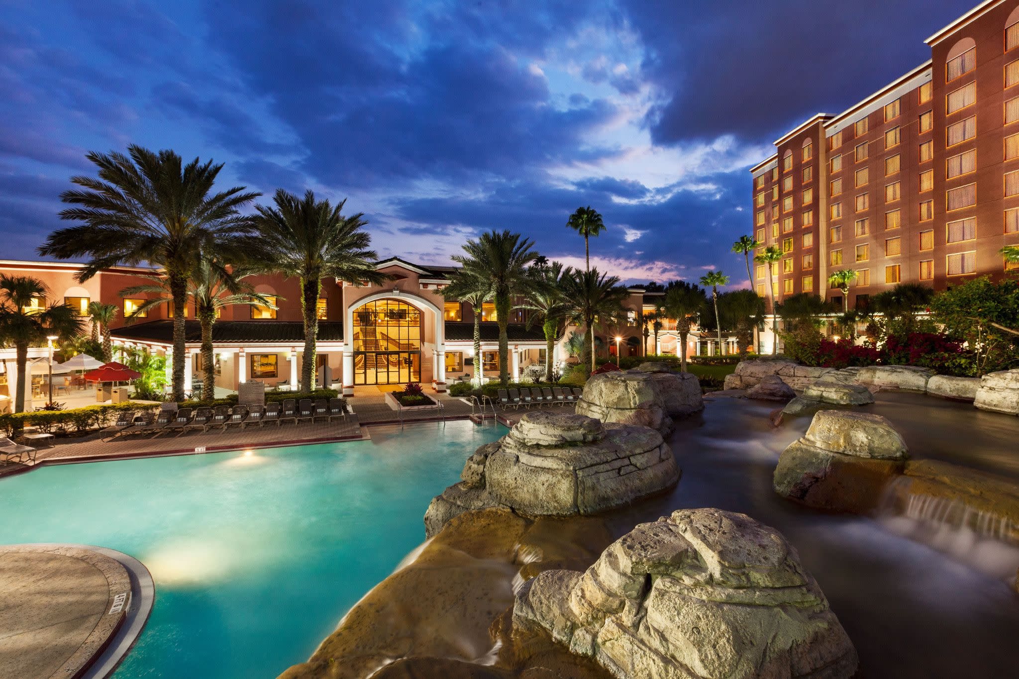Caribe Royale All-Suite Hotel & Convention Center in Orlando