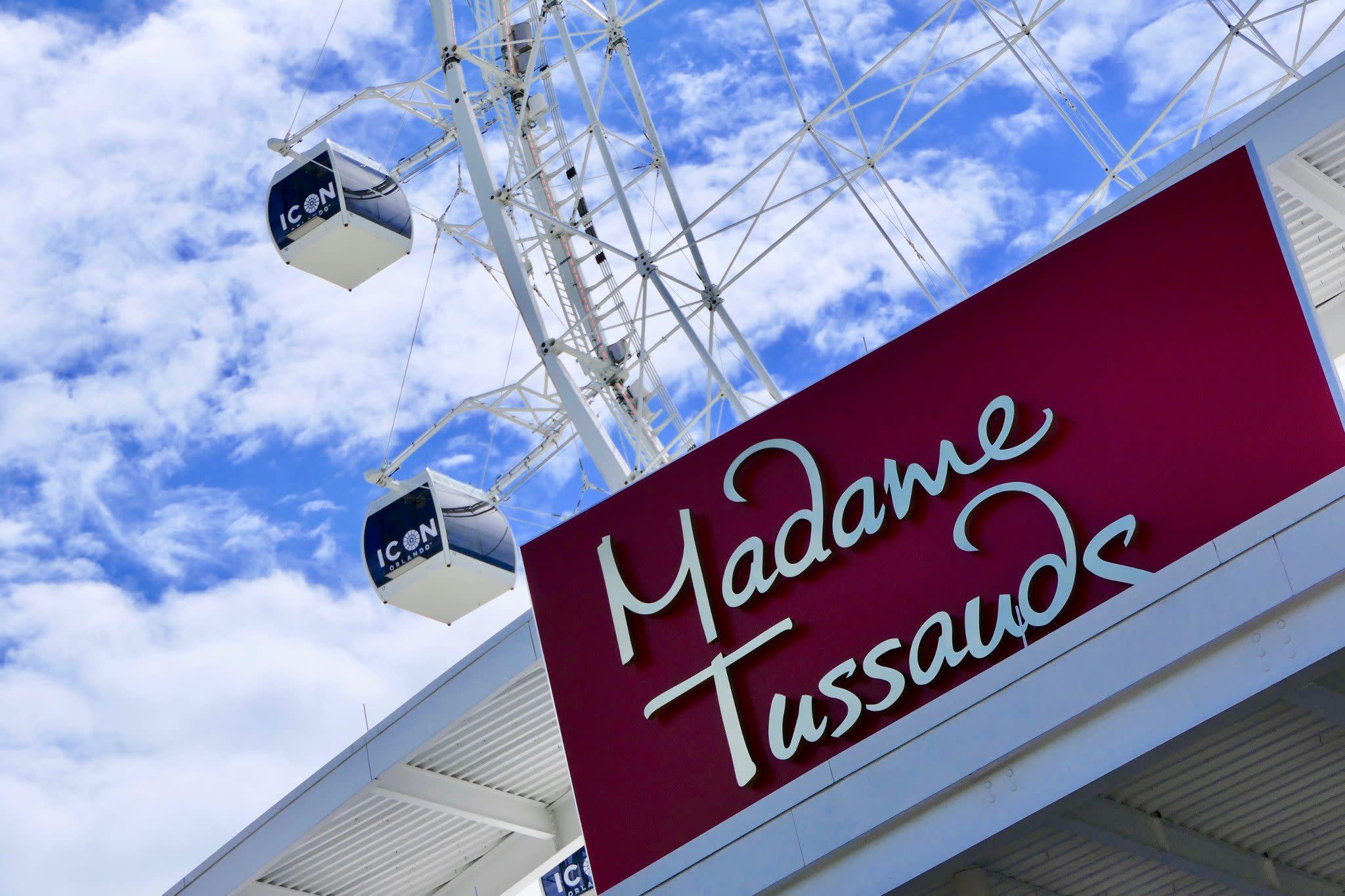 Madame Tussauds Orlando (Jordan Krumbine/Visit Orlando)