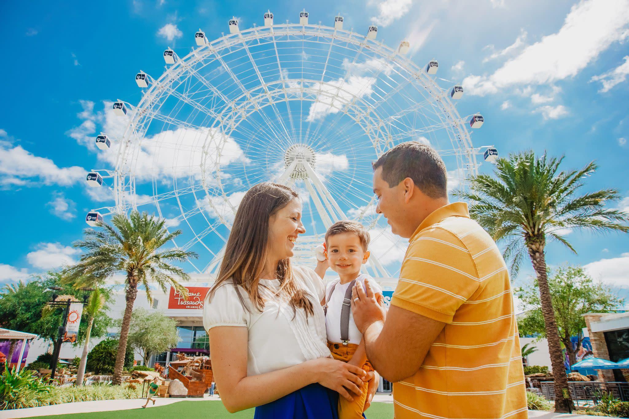 The Wheel at ICON Park in Orlando