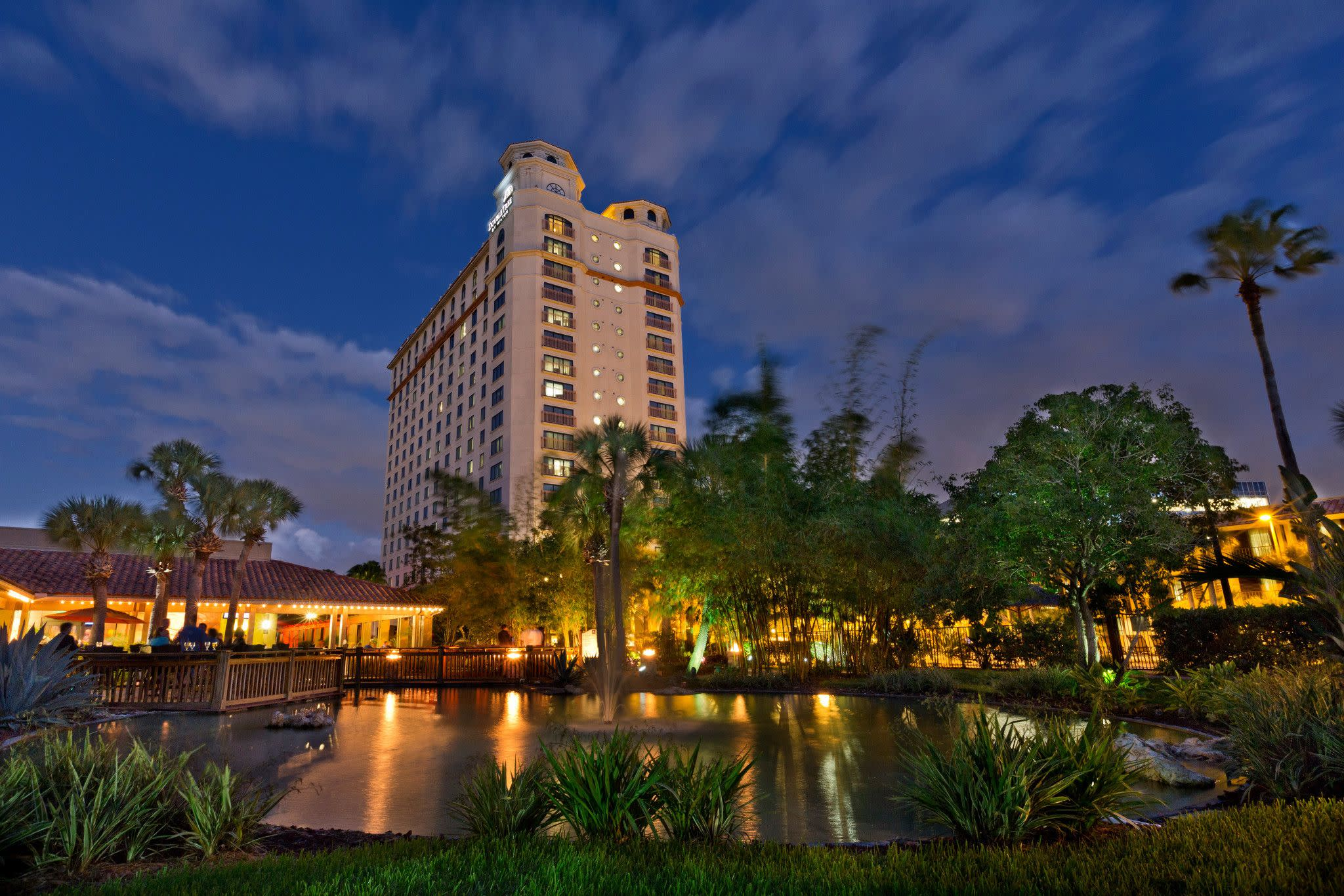 The Tower at DoubleTree by Hilton Orlando at SeaWorld
