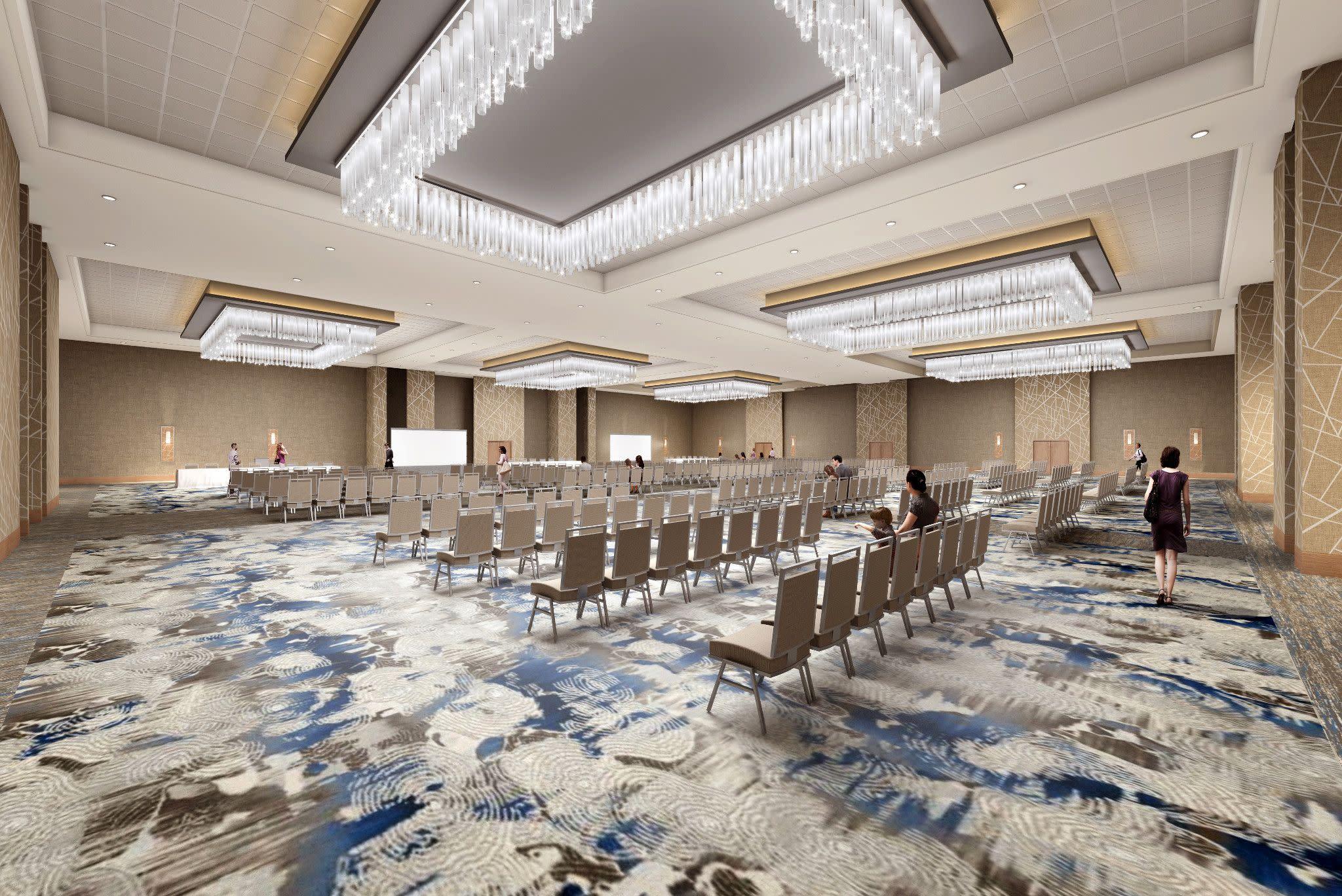 Majestic Ballroom at DoubleTree by Hilton Orlando at SeaWorld