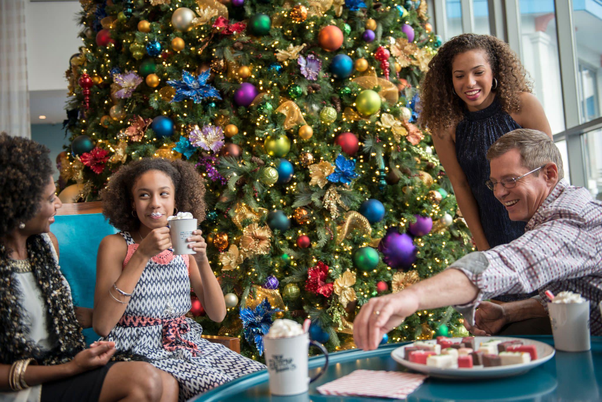 Holidays at Universal Orlando Resort Hotels