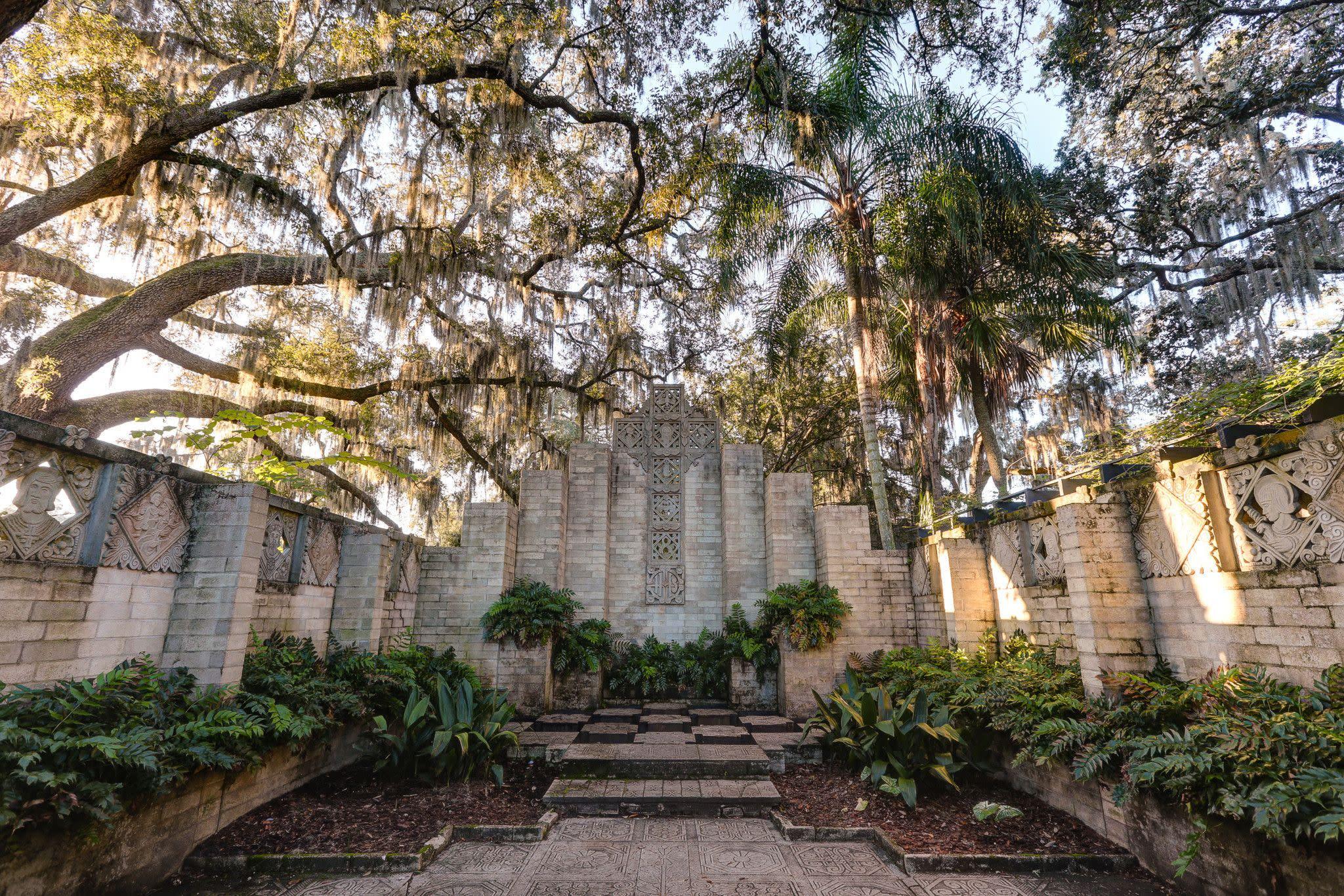 Mayan Chapel at Art & History Museums — Maitland Near Orlando