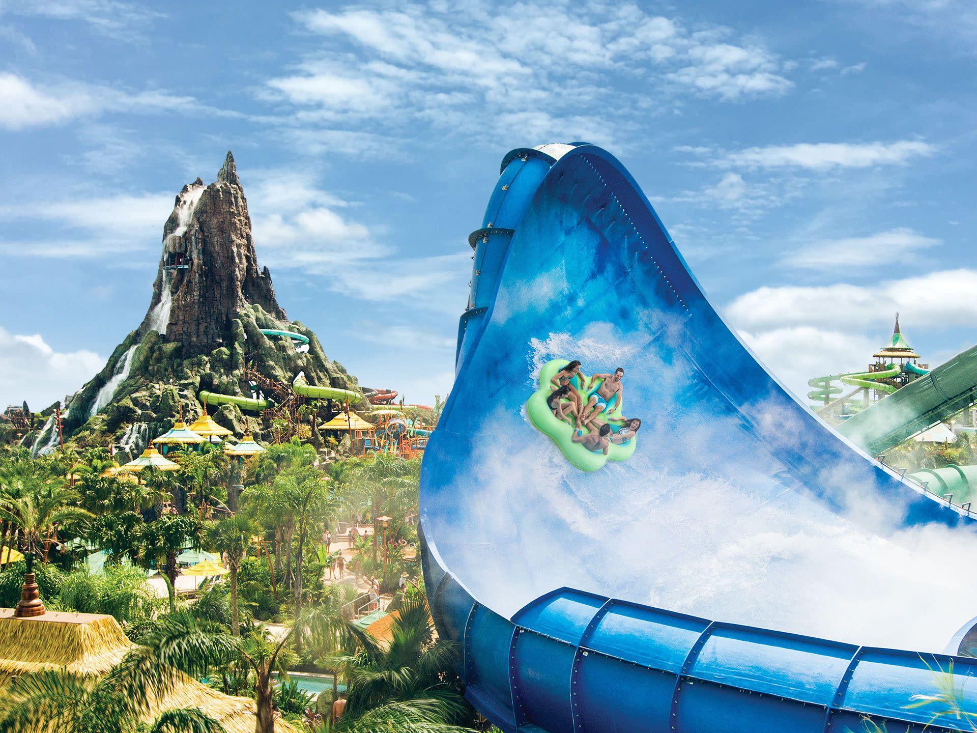Universal's Volcano Bay Water Theme Park at Universal Orlando Resort