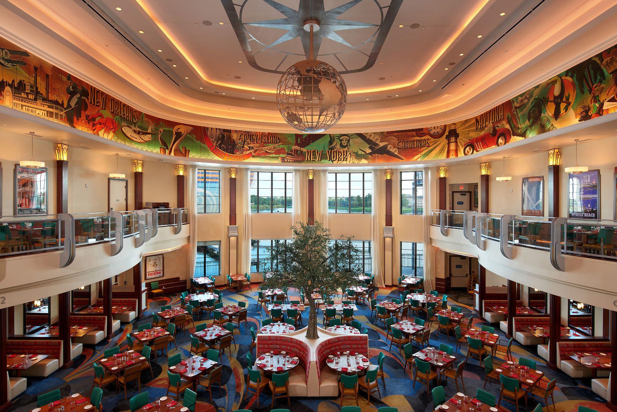 Maria & Enzo's Ristorante at Disney Springs in Orlando
