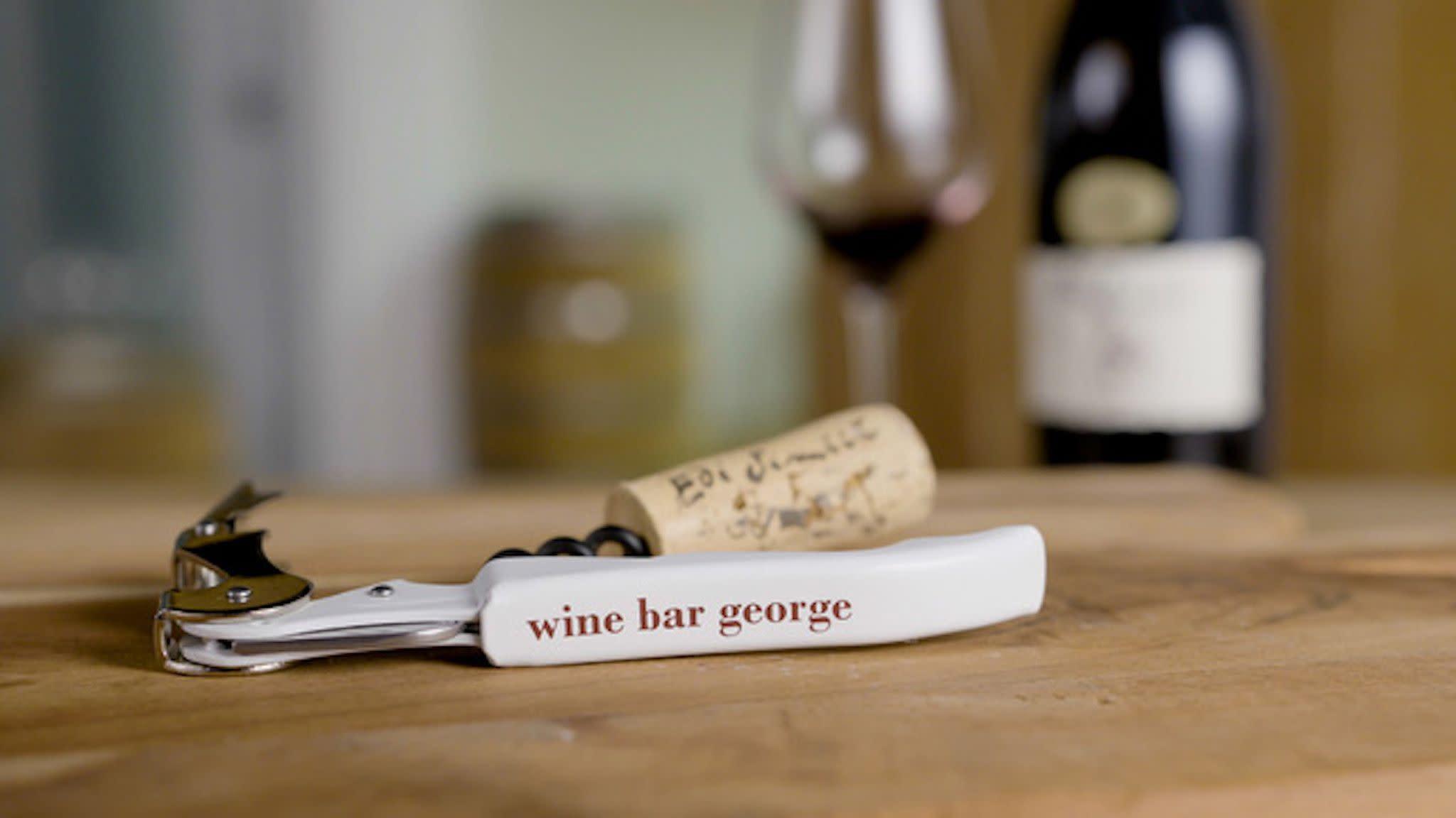 Wine Bar George at Disney Springs in Orlando