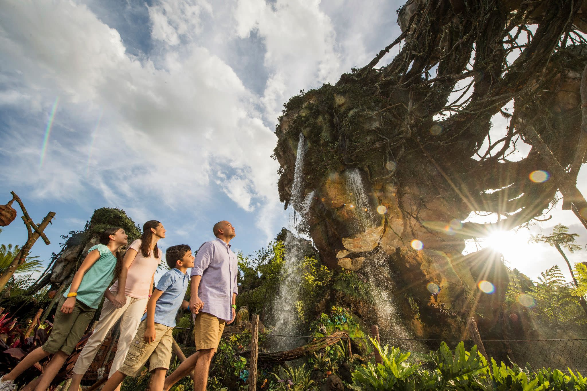 Pandora — The World of Avatar at Disney's Animal Kingdom Theme Park in Orlando