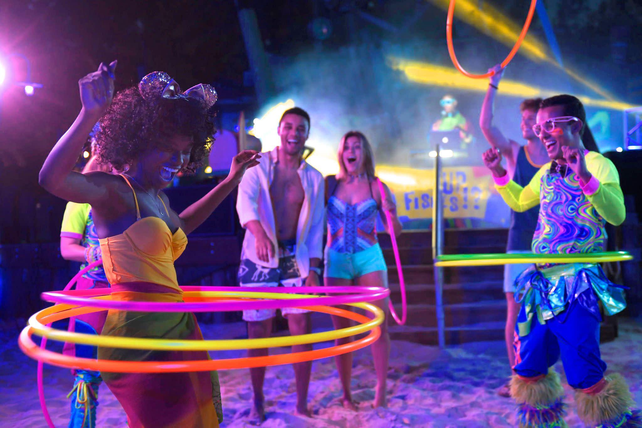 H2O Glow Nights at Disney's Typhoon Lagoon in Orlando