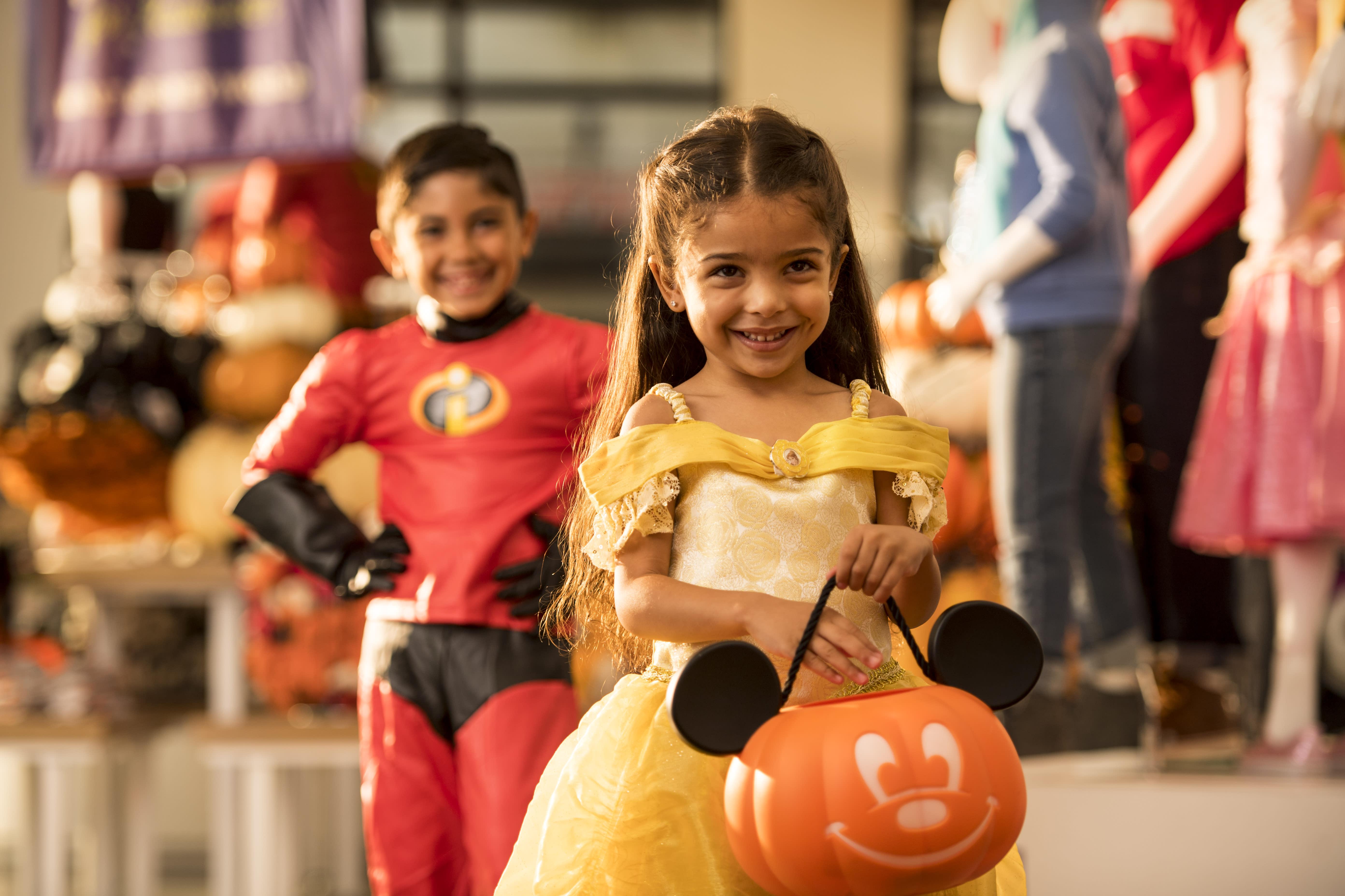 Halloween at Disney Springs