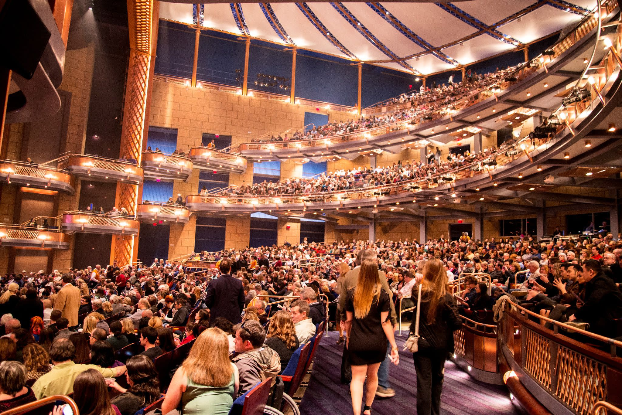 Dr. Phillips Center for the Performing Arts in Orlando