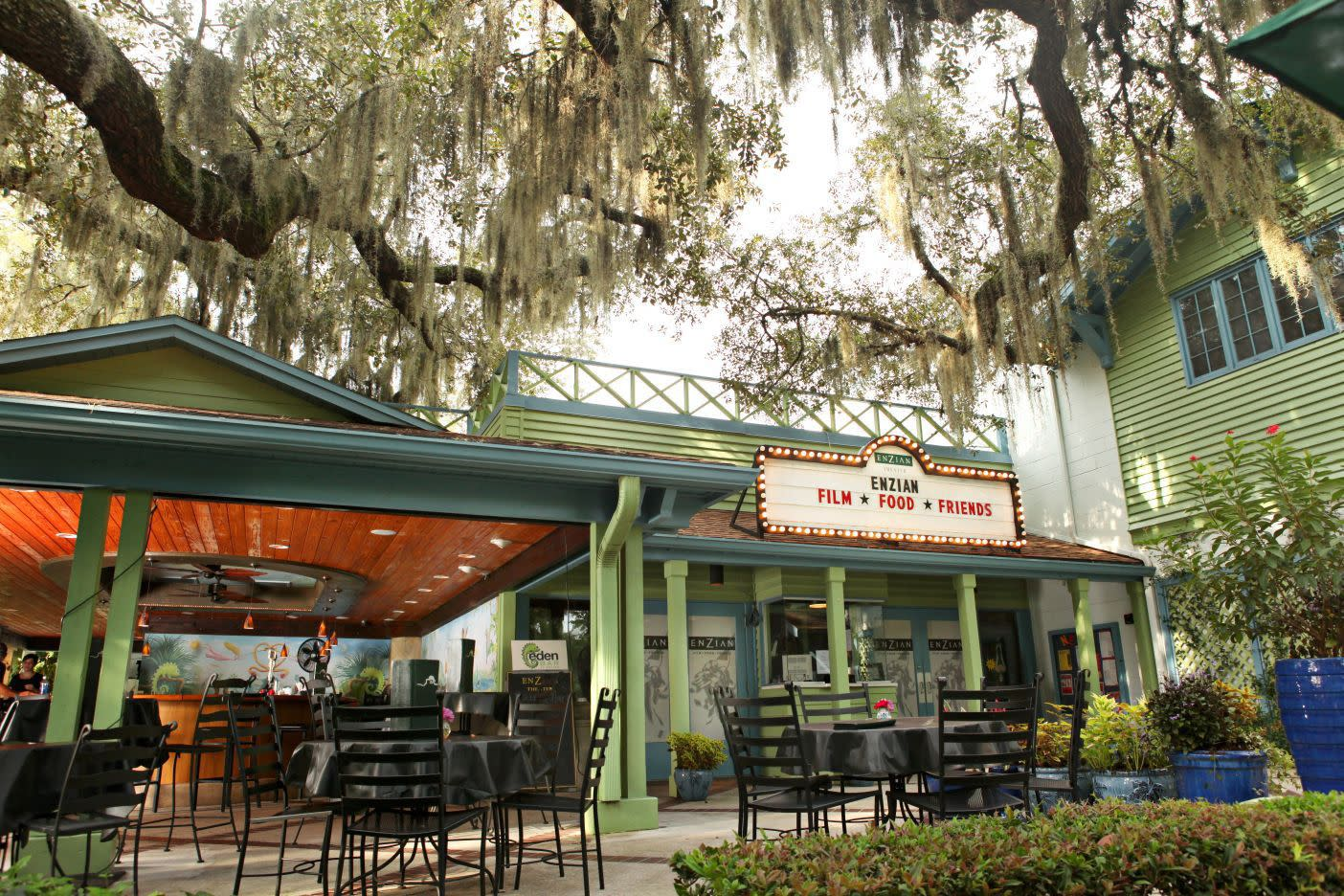 Enzian Theater in Maitland Near Orlando