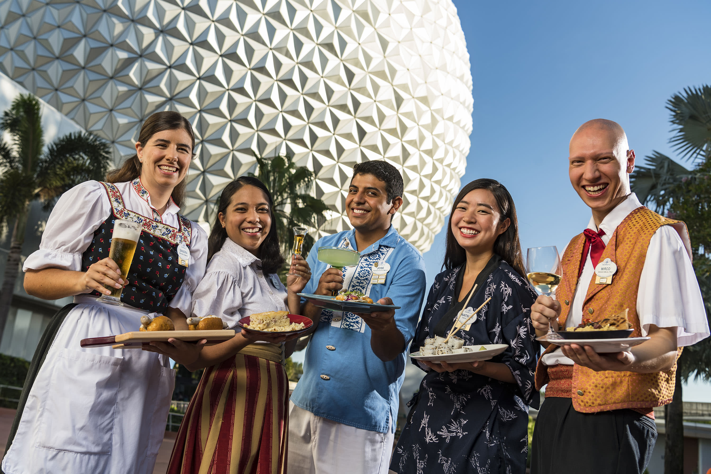 Epcot International Food & Wine Festival in Orlando