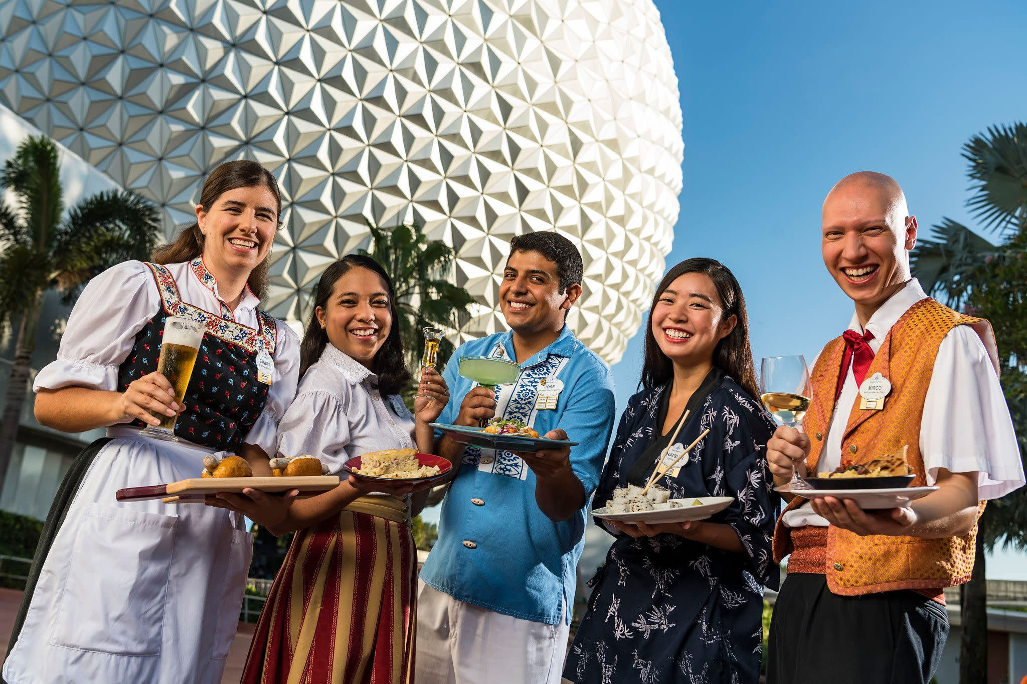 Epcot International Food & Wine Festival in Orlando